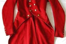 Regency gentlemen outerwear