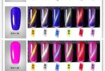 manicure cateye