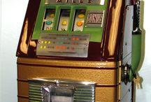 Old slot mashines