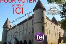 Telc@rt de Bazoches Bourgogne / #BAZOCHES & château de Bazoches