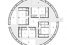 Architectural Drawings: Plans, Sections, Fronts.
