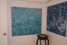 hayatın ritmi / Painting exhibition