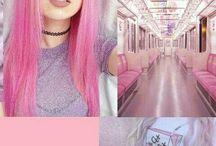розовое фламинг