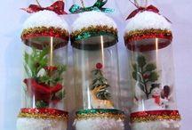 lamparas navideñas