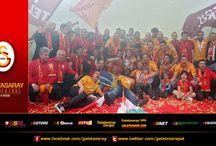 Champion of Turkish Super League 2012 GALATASARAY!!!