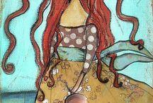 Art – Illustrative People