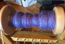 Spinzilla 2014 Team Happy Fuzzy Yarn Spinners