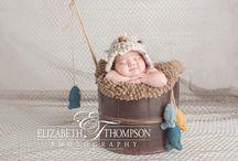 Newborn Photography Inspirations / by Marife Olivares