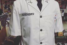 Barber uniform