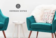 HERMAN seating collection
