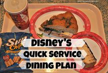 Disney Dining Plans at Walt Disney World / Find information on how you can save on dining at Walt Disney World with the Quick Service Dining Plan, The Standard Dining Plan and the Deluxe Dining Plan.  At certain times of the year, you may even get FREE Dining!