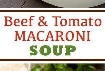 Soups beef