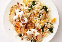 Food -Main Dish / by Jillian Crumpton