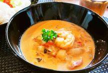 Cooking 献立(麺類、汁物)