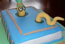 Cake decorating  / by Natalie Woolwine
