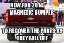 Funny Chevy jokes
