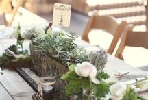 Verde/Green (Wedding decor)