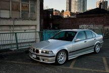 M3 e36 sedan