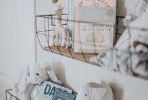 Nursery Room + Organising