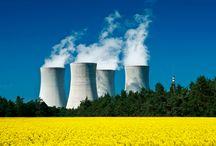Un material que absorbe el calor residual para ahorrar electricidad / Como absorber calor para producir electricidad