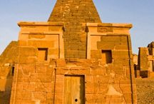 Ancient Architecture Africa/Europe