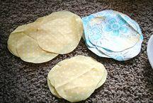 Fabric Crafts / by Marian Elizabeth