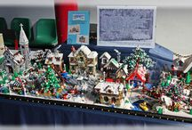 A LEGO winter