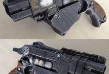 Guns and more...