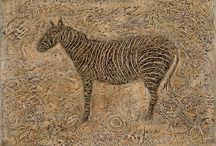 Art works / Original Art works By Moyra Papworth, New Zealand