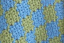 crochet stitches / by Joanie Benninghofen Carter