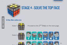 Cube solve