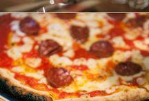 Pizza moodboard