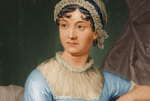 In the Style of Jane Austen / Books by her, about her, and based on her writings...