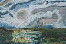 bernard chaet artist / by jeannette Loeub