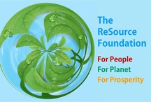 Resource Foundation / igniting human soul and spirit for a flourishing world