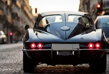 Moja miłość - Corvette C2