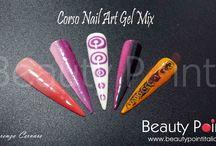 Corso Nail Art Gel Mix / www.beautypointitalia.it.  Richiedi informazioni sui vari corsi a info@beautypointitalia.it Punto vendita prodotti Piazza Borgato Soti 2 Saonara Padova