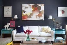 Small ★ Spaces   / by Angelique Sims