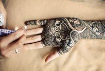 henna tattoos  / by Redha Khan