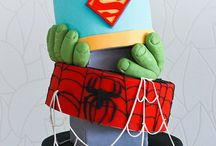 Super Hero party theme