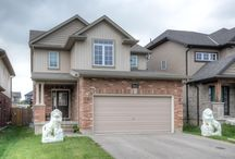 2075 Rollingacres Dr / 3 Year Old, 4+1 Bedroom, 3.5 Bathroom, 2-Storey in North London!  $339,900 - www.ForestCityTeam.com  #LdnOnt #RealEstate #Realtor
