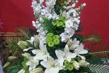 Ideias para arranjos de flores