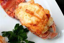 Lobster / by Cathann Lyon