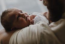 PHOTOGRAPHY: Newborn & Mom & Dad