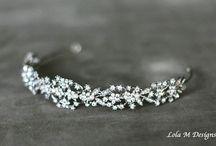 wedding accessories / headbands, jewelry, fun stuff!