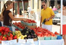 Farmers' markets across USA / Group board for farmers' markets from around the US.