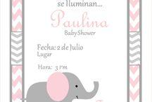 Baby Shower Niña