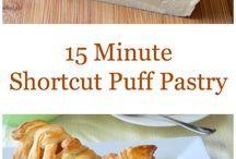 Pastry (sour cream puff)