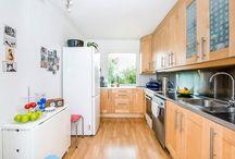 Kjøkken / Kjøkkenideer - bilder hentet fra Finn.no, kun naboene i borettslaget...