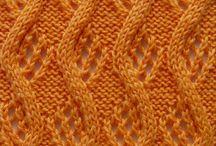 Вязание: узоры